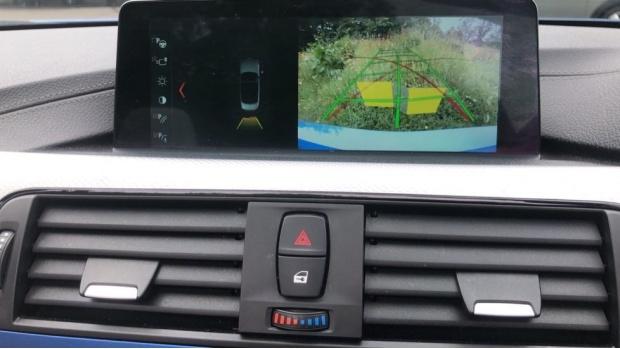 2017 BMW 430i M Sport Convertible (Blue) - Image: 22