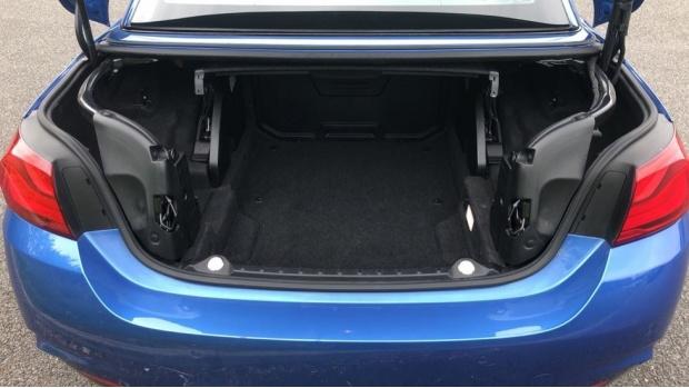 2017 BMW 430i M Sport Convertible (Blue) - Image: 25