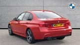 2017 BMW 320d xDrive M Sport Saloon (Red) - Image: 2