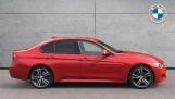 2017 BMW 320d xDrive M Sport Saloon (Red) - Image: 3