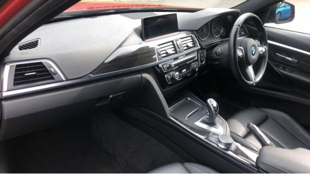 2017 BMW 320d xDrive M Sport Saloon (Red) - Image: 7