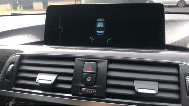 2017 BMW 320d xDrive M Sport Saloon (Red) - Image: 22