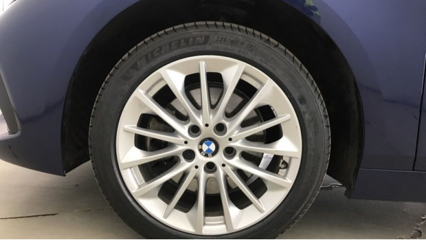 2020 BMW 118d SE (Blue) - Image: 14