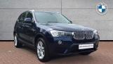 2016 BMW XDrive30d SE (Blue) - Image: 1