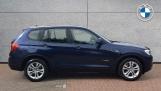 2016 BMW XDrive30d SE (Blue) - Image: 3