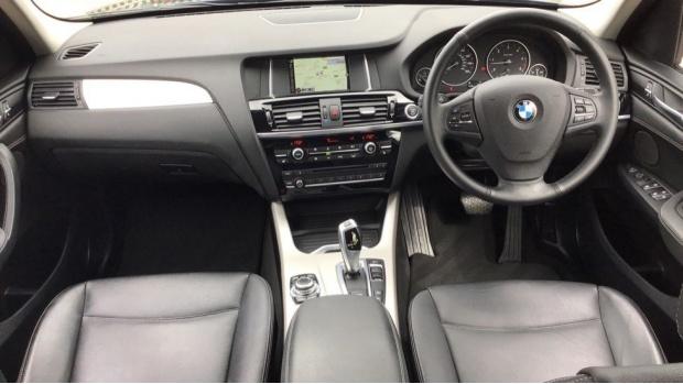 2016 BMW XDrive30d SE (Blue) - Image: 4