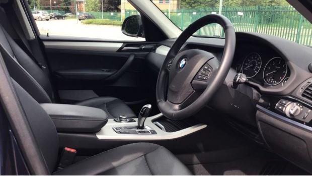 2016 BMW XDrive30d SE (Blue) - Image: 6