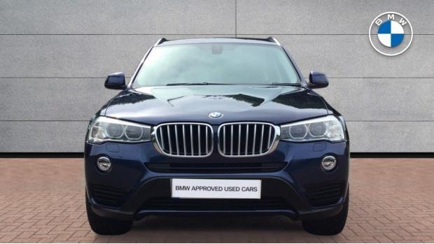 2016 BMW XDrive30d SE (Blue) - Image: 16