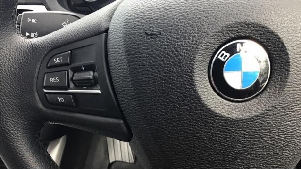 2016 BMW XDrive30d SE (Blue) - Image: 17