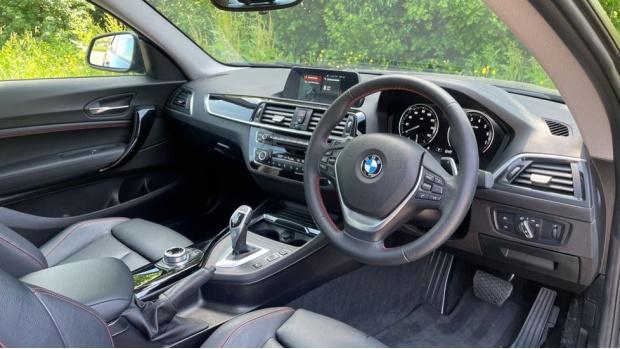 2018 BMW 220i Sport Coupe (Black) - Image: 6