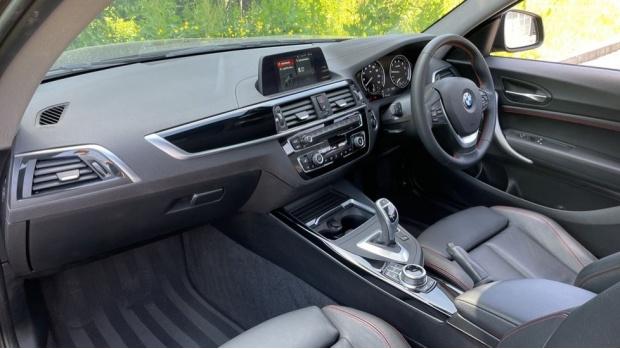 2018 BMW 220i Sport Coupe (Black) - Image: 7