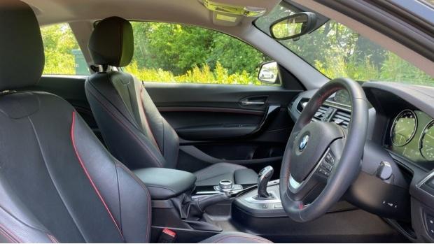 2018 BMW 220i Sport Coupe (Black) - Image: 11