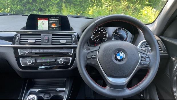 2018 BMW 116d Sport 5-door (Grey) - Image: 5