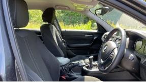 2018 BMW 116d Sport 5-door (Grey) - Image: 11