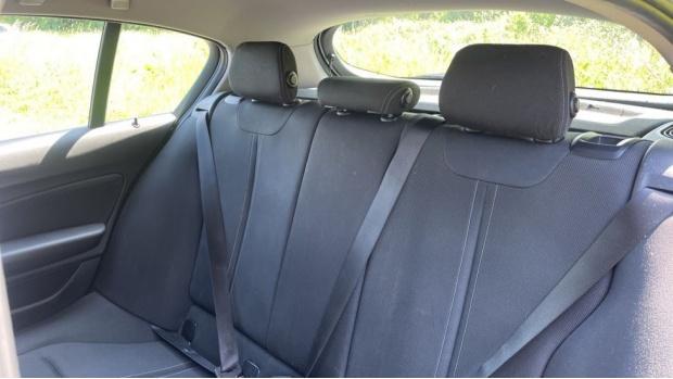 2018 BMW 116d Sport 5-door (Grey) - Image: 12