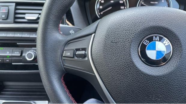 2018 BMW 116d Sport 5-door (Grey) - Image: 17