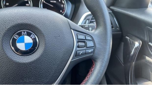 2018 BMW 116d Sport 5-door (Grey) - Image: 18
