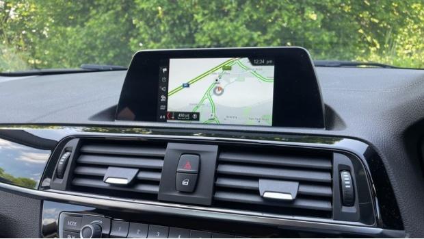 2018 BMW 116d Sport 5-door (Grey) - Image: 20