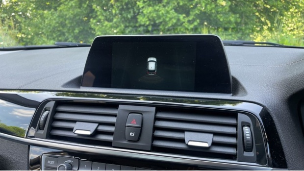 2018 BMW 116d Sport 5-door (Grey) - Image: 21
