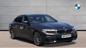 2019 BMW 5 Series 530i M Sport Saloon 4-door