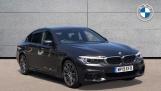 2019 BMW 530i M Sport Saloon (Grey) - Image: 1