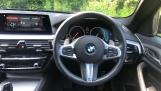 2019 BMW 530i M Sport Saloon (Grey) - Image: 5