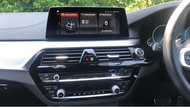 2019 BMW 530i M Sport Saloon (Grey) - Image: 8