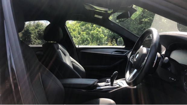 2019 BMW 530i M Sport Saloon (Grey) - Image: 11