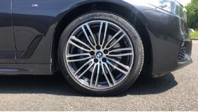 2019 BMW 530i M Sport Saloon (Grey) - Image: 14