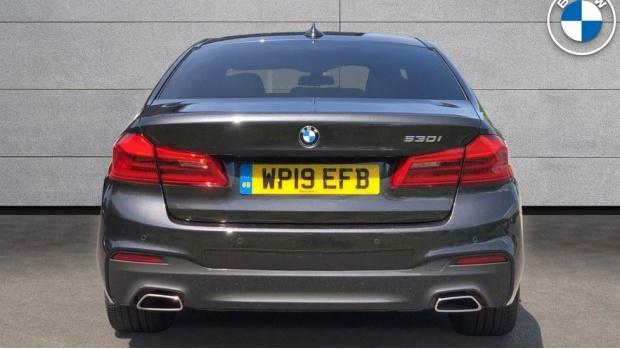 2019 BMW 530i M Sport Saloon (Grey) - Image: 15
