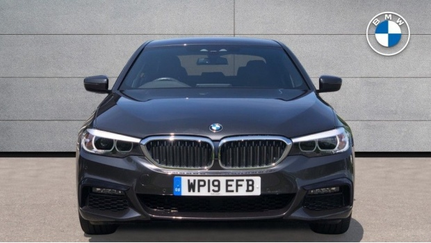 2019 BMW 530i M Sport Saloon (Grey) - Image: 16