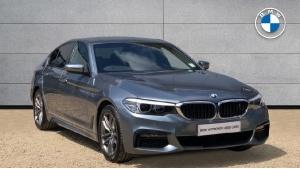 2018 BMW 5 Series 520d M Sport Saloon 4-door
