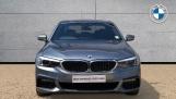 2018 BMW 520d M Sport Saloon (Blue) - Image: 16