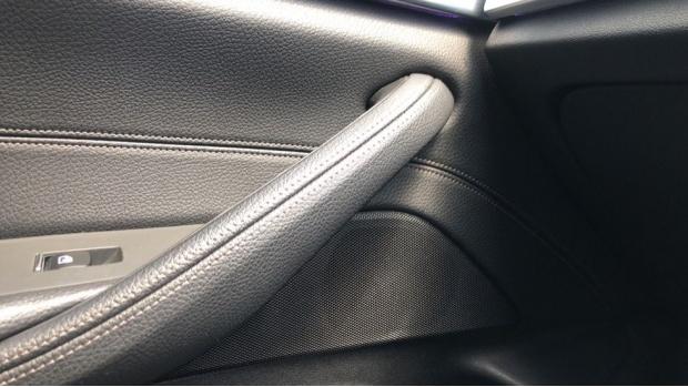 2018 BMW 520d M Sport Saloon (Blue) - Image: 20