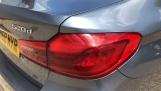 2018 BMW 520d M Sport Saloon (Blue) - Image: 21