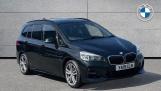 2019 BMW 218i M Sport Gran Tourer (Black) - Image: 1