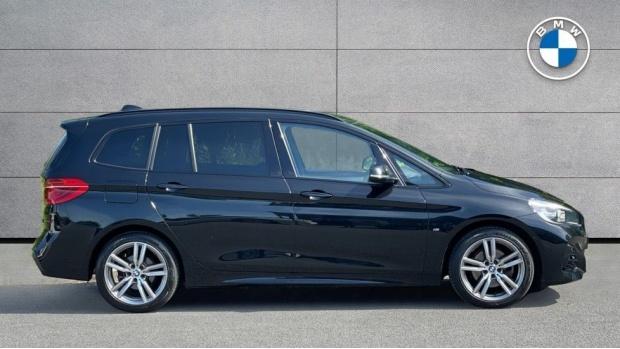 2019 BMW 218i M Sport Gran Tourer (Black) - Image: 3