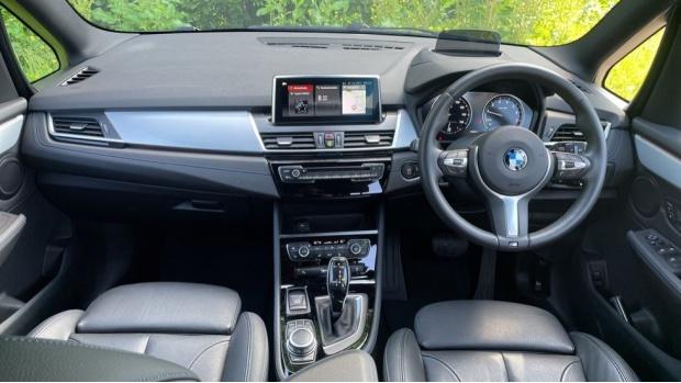 2019 BMW 218i M Sport Gran Tourer (Black) - Image: 4