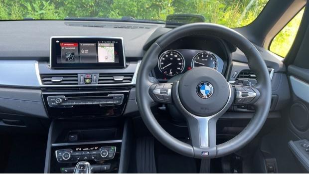 2019 BMW 218i M Sport Gran Tourer (Black) - Image: 5