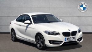2017 BMW 2 Series 220i Sport Coupe 2-door