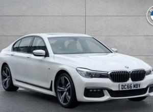 Brand new 2016 BMW 7 Series 730d xDrive M Sport Saloon 4-door finance deals