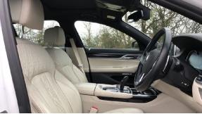 2016 BMW 730d xDrive M Sport Saloon (White) - Image: 11