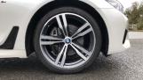 2016 BMW 730d xDrive M Sport Saloon (White) - Image: 14
