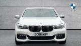 2016 BMW 730d xDrive M Sport Saloon (White) - Image: 16