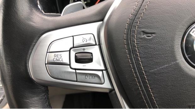 2016 BMW 730d xDrive M Sport Saloon (White) - Image: 17