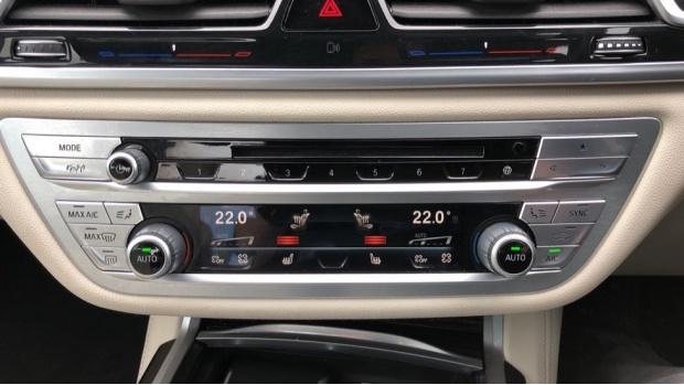 2016 BMW 730d xDrive M Sport Saloon (White) - Image: 21