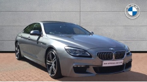 2018 BMW 6 Series Gran Coupe 640d M Sport Gran Coupe 4-door