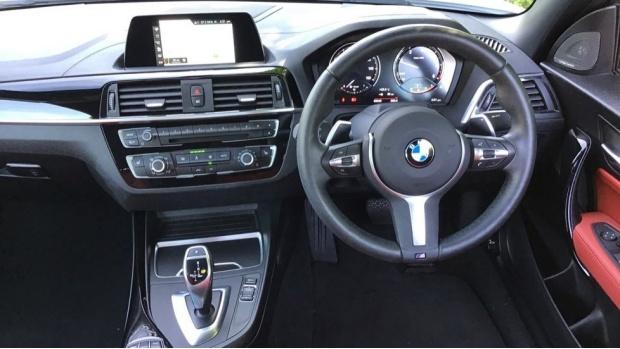 2019 BMW M Sport Convertible (White) - Image: 5