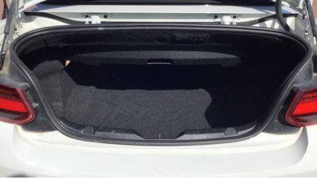 2019 BMW M Sport Convertible (White) - Image: 13