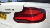 2019 BMW M Sport Convertible (White) - Image: 22